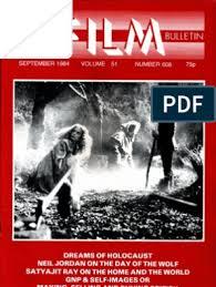 Monthly Film Bulletin September 1984 | Leisure