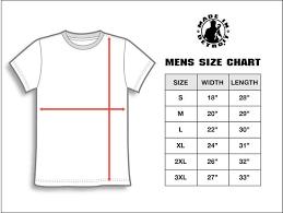 Tee Size Chart Puma T Shirt Size Chart Sale Up To 61 Discounts