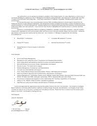Cover Letter In A Resume New Current Cover Letter Resume
