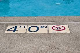 Swimming Pool Decor Signs Used Swimming Pool Decor Signs Home Landscapings Swimming Pool 27