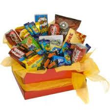 everyday favourites deliver gift basket brisbane