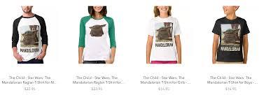 Designer Newborn Baby Boy Clothes Sale Disneys Cringe Worthy Baby Yoda Merch Goes On Sale Techcrunch