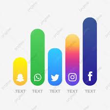 Social Media Comparison Chart Social Media Comparison Graph Template Chart Comparison