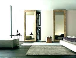 mirrored closet doors mirror 7ry co mirror bifold