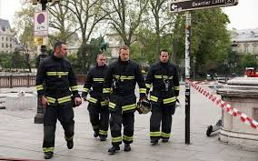 In praise of the Paris firefighters who saved Notre Dame ...