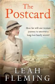 the postcard book by leah fleming official publisher page the postcard 9780857204028 hr