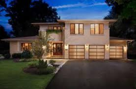 Glass Garage Door for a Better Quality Home Business or Restaurant