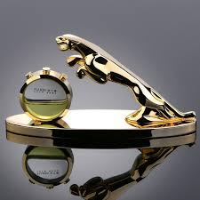 luxury car seat perfume car perfume golden leopard fashion personality snless steel inner jaguar car perfume jewelry with 241 35 piece on