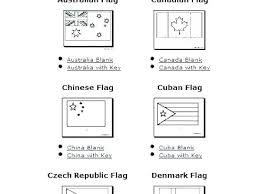 Republic Flag Coloring Pages Page Google Search Online Dominican