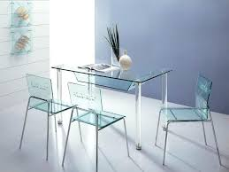 acrylic dining room chairs. Plastic Dining Room Chairs Glass Table With Acrylic Legs White And Perspex H