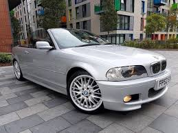 2003 Bmw 330ci Convertible M SPORT FULL SERVICE HISTORY Automatic ...