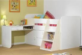 kids loft beds with desk
