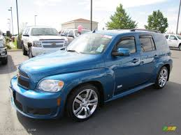 All Chevy blue chevy hhr : All Chevy » 2009 Chevrolet Hhr Ss - Old Chevy Photos Collection ...