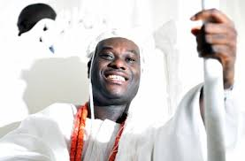 Image result for Olojo Festival : Ooni Ogunwusi enters 7-day seclusion