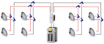 recessed ceiling led lights for van conversion faroutride wiring lights in parallel van led lights wiring