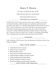 stna resume unforgettable accounts receivable clerk resume examples to - Stna  Resume Sample