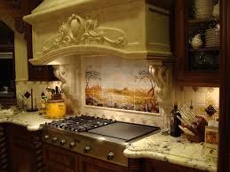 Mediterranean kitchen idea in Other