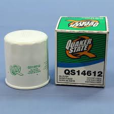 Details About New Quaker State Qs14612 Engine Oil Filter Replacement