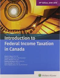 Introduction To Engineering Design Study Guide Introduction To Federal Income Taxation In Canada 39th 2018
