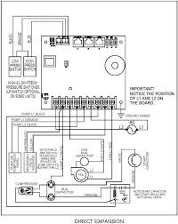 new u control circuit board for cruisair and marine air systems direct expansion wiring diagram for u control board