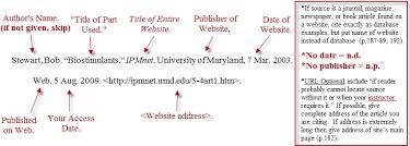 Mla Format Online Web Site Mla Under Fontanacountryinn Com
