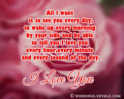 Good Morning Love Quotes For Him Amazing I Love You Messages And Quotes For Someone Special Wordings And