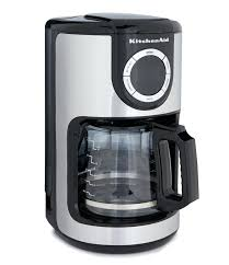 kitchenaid 12 cup coffee maker best of programmable kcm1204ob with one touch brewing