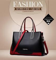 new 2016 women bag luxury leather handbags fashion women famous brands designer handbag brand female shoulder bags