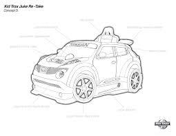 3840x2967 kid trax nissan juke licensed 12 volt ride on final on behance