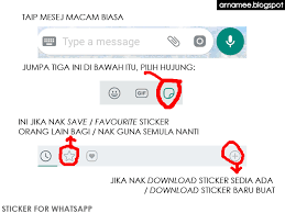 More than 2 billion people in over 180 countries use whatsapp to stay in touch with friends and family, anytime and anywhere. Cara Buat Sticker Whatsapp Muka Sendiri Android Al Hijrah