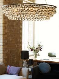 arctic pear chandelier round 120