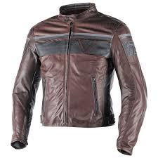 dainese blackjack leather jacket brown black canada