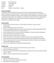 Resume Format For Computer Operator Job Inspirational Data