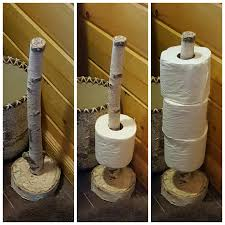 cozy paper holders. Birch Toilet Paper Roll Holder I Made For Our Cabin\u0027s Bathroom. Cozy Holders A