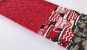 plaid towel bath dark sets white towels bathroom decorative black beach golf striped red dish checd
