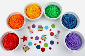 Food Coloring Chart For Frosting Frosting Color Guide Two Sisters