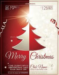 Christmas Design Template Free Christmas Flyer Design Templates Beautiful Christmas Posters