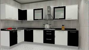 L Kitchen Small L Shaped Modular Kitchen Designs Youtube