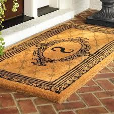 monogram outdoor rug monogram outdoor rug rugs ideas doormats ruger mini 14 tactical