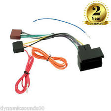 ctvw radio wiring harness iso loom for vw amarok beetle bora image is loading ct20vw01 radio wiring harness iso loom for vw