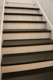 refinished staircase reveal