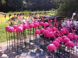garden flamingos. Decoration In Metal Flamingo Garden Decor 3 Sizes Flamingos Yard Ornaments 25gif