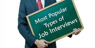 Job Interview Types Most Popular Types Of Job Interviews Career Blogs