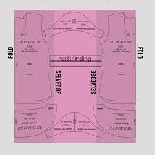T Shirt Sewing Pattern Custom Inspiration Ideas