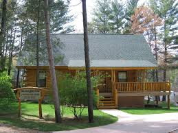 the walker log vacation cabin