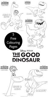 Small Picture The Good Dinosaur Colouring Pages In The Playroom Good Dinosaur
