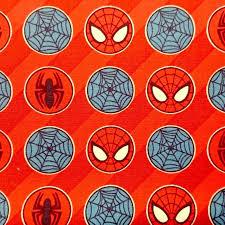 Spiderman Pattern