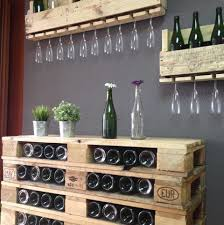 pallet wine rack instructions. Gorgeous Low Cost Pallet Bar DIY Ideas For Your Home! Plans Outdoor Counter Stools How To Build A Make Instructions Easy Wood Cart With Wine Rack R