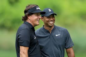 tiger woods and phil mickelson planning epic showdown