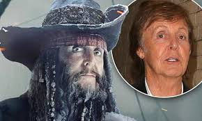 Paul McCartney confirms Pirates of The Caribbean 5 role | Daily ...